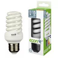 Лампа энергосберегающая ECON FSP 15Вт Е27 4200К А60 ПРОМО, арт.: а00484