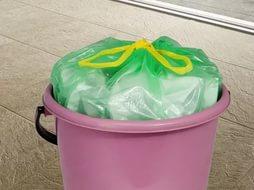 Мешки для мусора 50 л с завязками, арт.: а00857