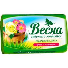 Мыло 90 гр Весна, арт.: а820