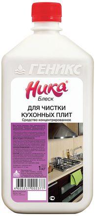 Ника блеск 1л для кухонных плит(арт.2377), арт.: в00344