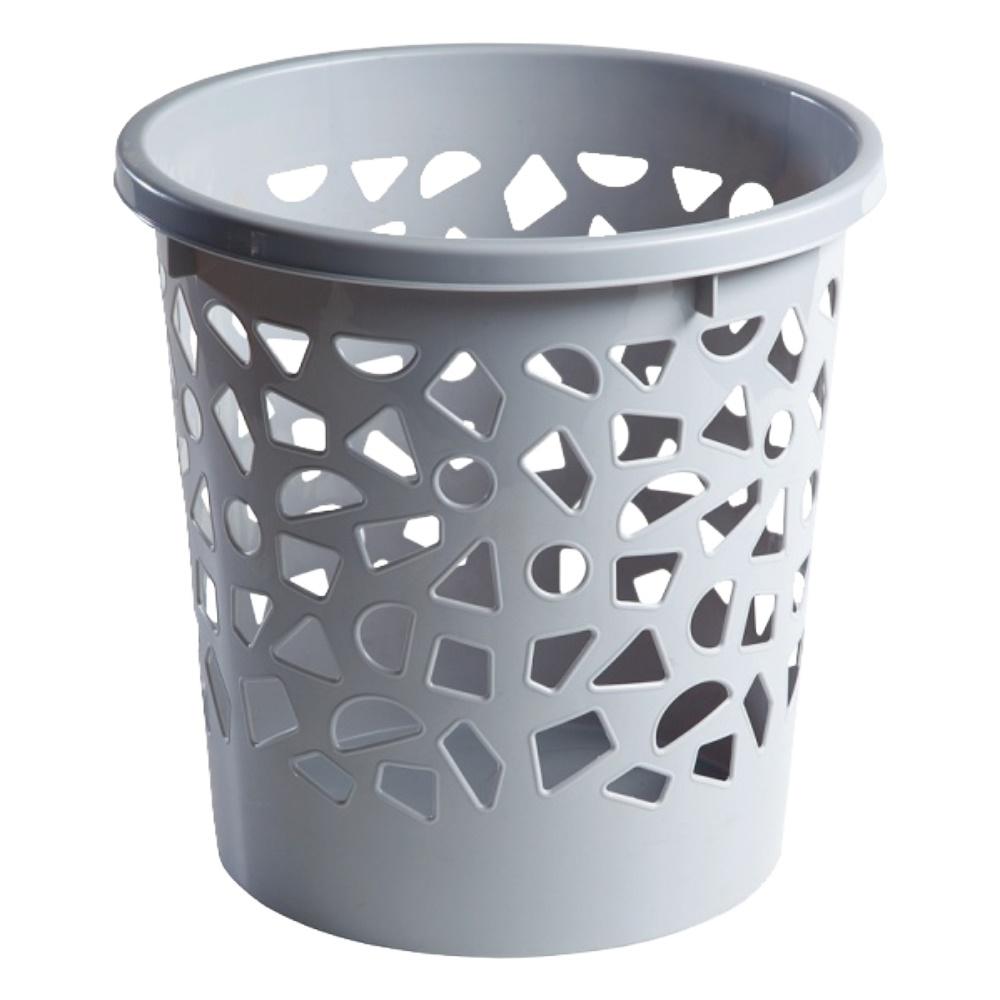 Корзина для мусора 11 л фиолет., арт.: в80