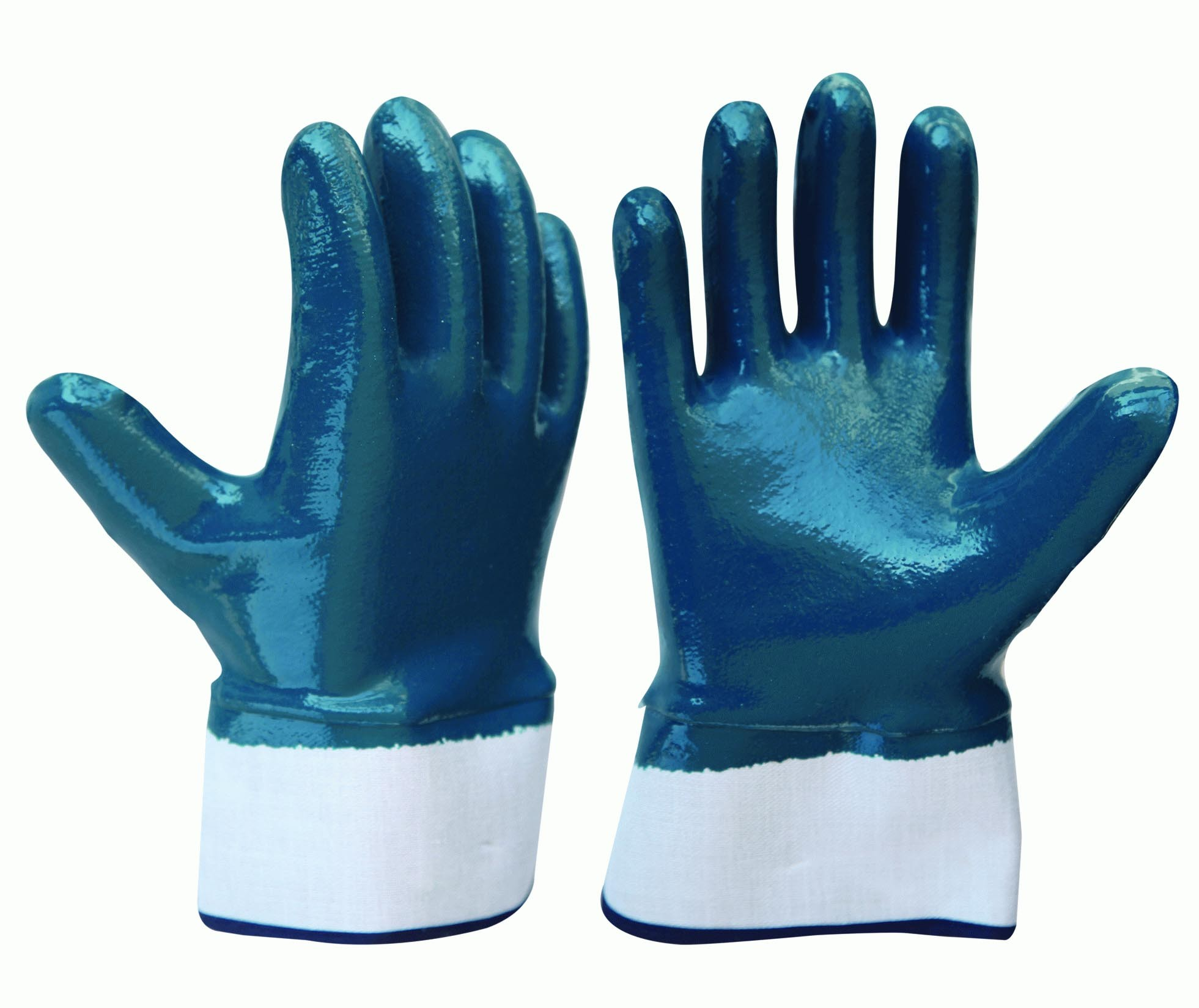 Перчатки нитрил манжет крага КП, арт.: г01428