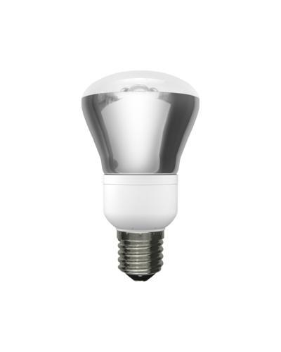 Лампа зеркальная энергосб. R63 Накай 11В патрон Е27/днев./864, арт.: 42074