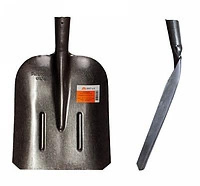 Лопата совковая с ребрами жесткости РЕЛЬСОВАЯ СТАЛЬ, арт.: 47902