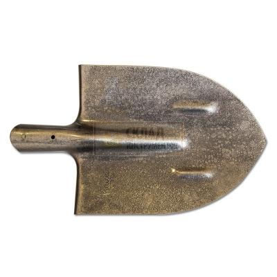 Лопата штыковая из рельсовой стали, арт.: 48175
