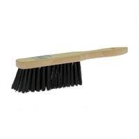 Щетка-сметка для уборки деревянная, ручка 18см,, арт.: 604576