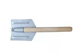 Лопатка автомобильная складная с черенком, арт.: 771388