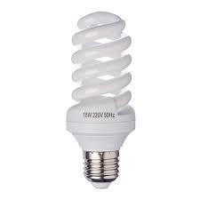 Лампа энергосберегающая E14 11W 4100K полн.спираль FORZA, арт.: 925012